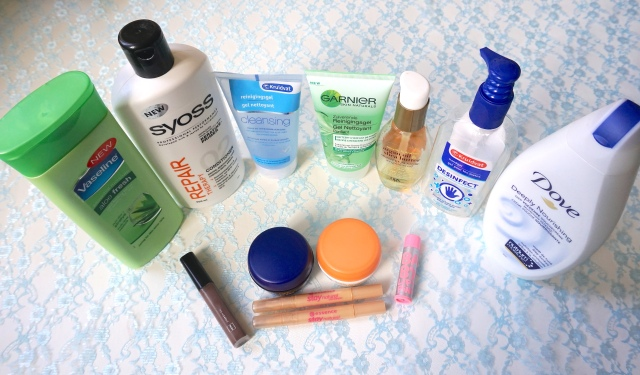 LynnaWu.com |WHAT I'VE USED UP | February:March 2015 Empties IMG_001