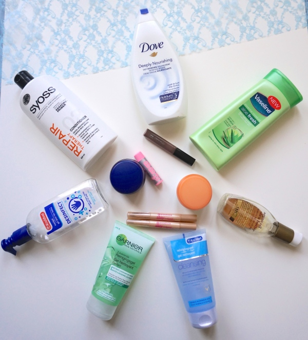LynnaWu.com |WHAT I'VE USED UP | February:March 2015 Empties IMG_007